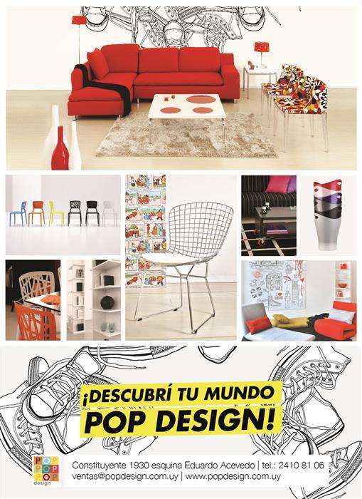 Dise o para el hogar montevideo pop design for Hogar muebles montevideo
